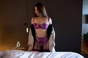 Marie-charline thai massage in Colleyville, escort